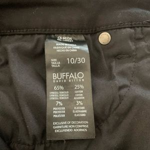 Buffalo David Bitton Jeans - Buffalo David Bitton Royal Mid Rise Stretch Skinny